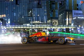 Daniel Ricciardo, Red Bull Racing in Las Vegas