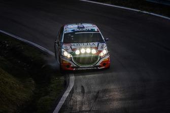 Tommaso Ciuffi, Niccolo Gonella, Peugeot 208 R2
