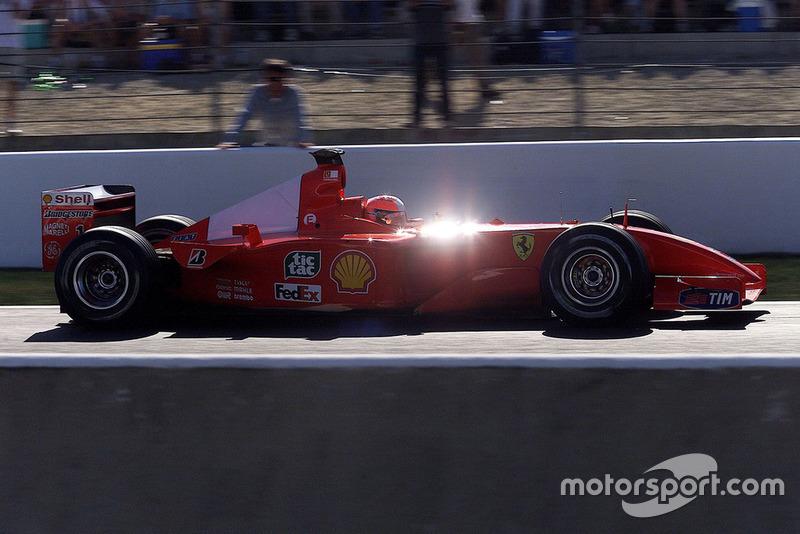 Гран При Франции 2001