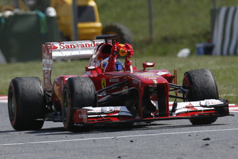 1. Fernando Alonso, Ferrari F138
