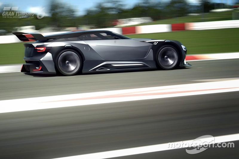 SUBARU VIZIV GT Vision Gran Turismo (november 2014)