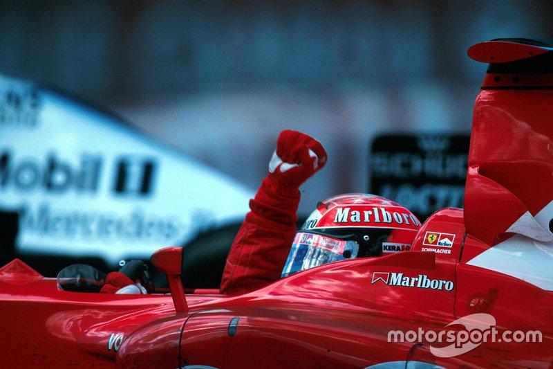 59勝目:2002年カナダGP