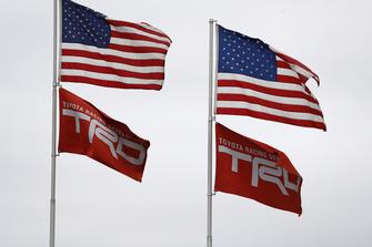 Bandiere Toyota TRD
