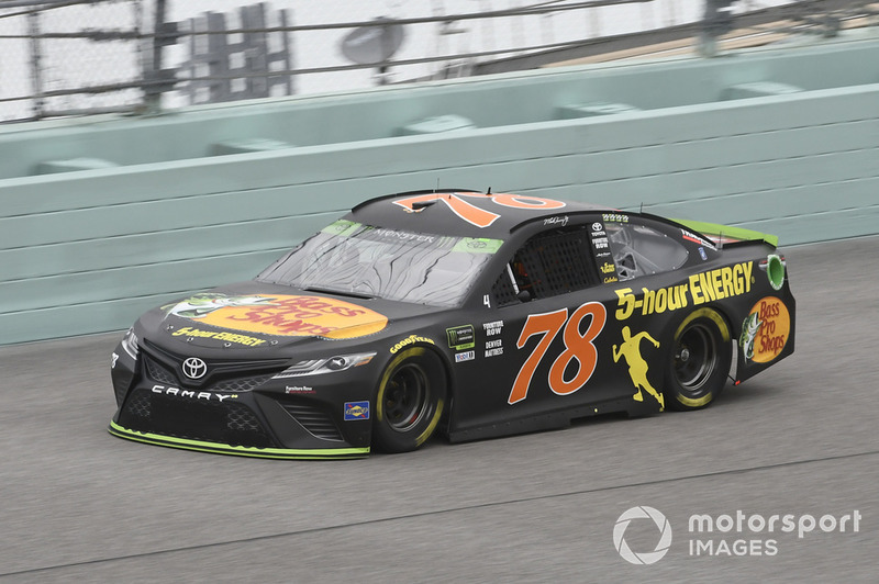 3. Martin Truex Jr., Furniture Row Racing, Toyota Camry Bass Pro Shops/5-hour ENERGY - Championship 4 driver