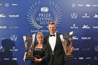 FIA World Rallycross Championship: Johan Kristoffersson (Driver) and PSRX Volkswagen Sweden (Team)