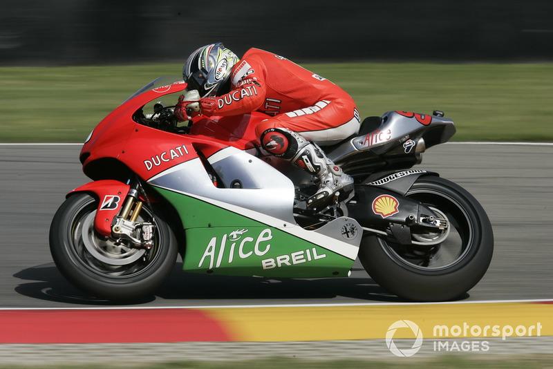 Loris Capirossi, Ducati - GP van Italië 2006