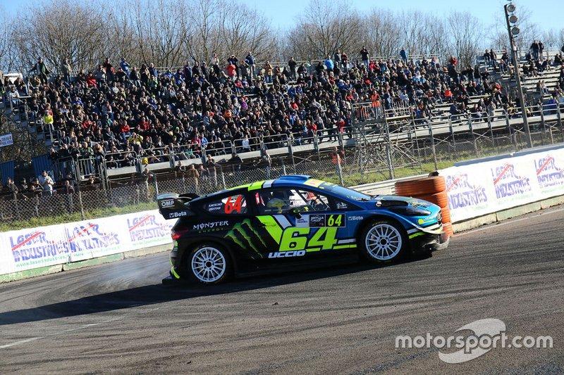 Alessio Salucci, Mitia Dotta, Ford Fiesta WRC
