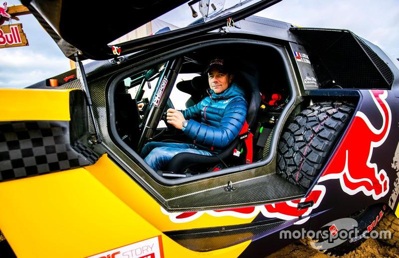 Sébastien Loeb, Peugeot 3008DKR