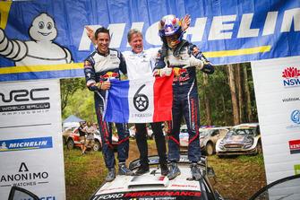 2018 WRC şampiyonu Sébastien Ogier, Julien Ingrassia, Ford Fiesta WRC, M-Sport Ford, Malcolm Wilson