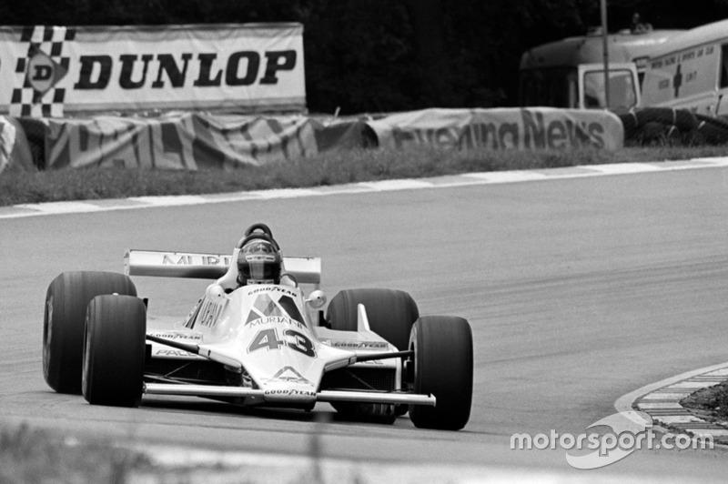 Desire Wilson, GP de Gran Bretaña 198
