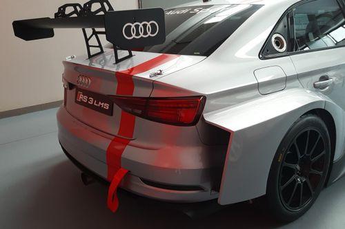 Audi RS3 LMS a metano