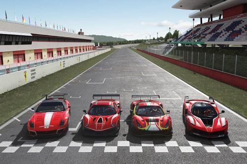 Ferrari eSports Series presentation