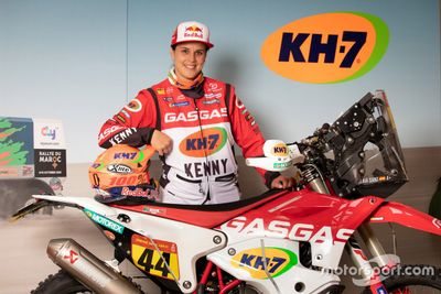 Launching GASGAS Rally Team - Laia Sanz
