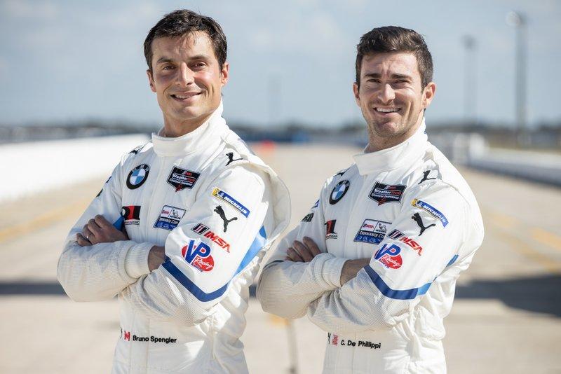 Anuncio de pilotos BMW