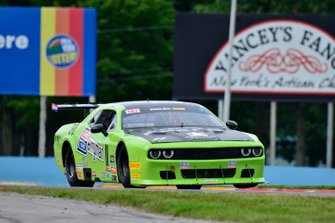 #11 TA2 Dodge Challenger driven by Brian Swank of Stevens Miller Racing