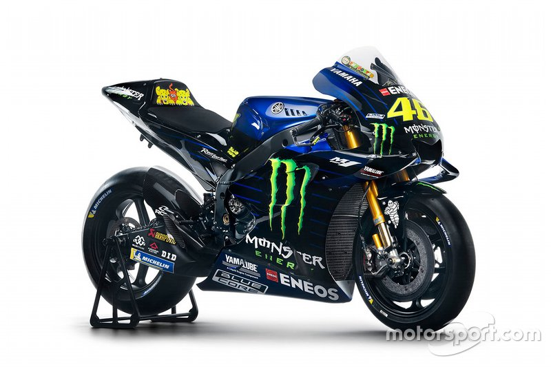 2019 - Yamaha YZR-M1