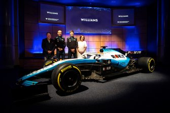 George Russell, Williams, Robert Kubica, Williams, Claire Williams, Williams Deputy Team Principal
