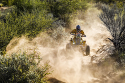#263 Yamaha: Carlos Alejandro Verza