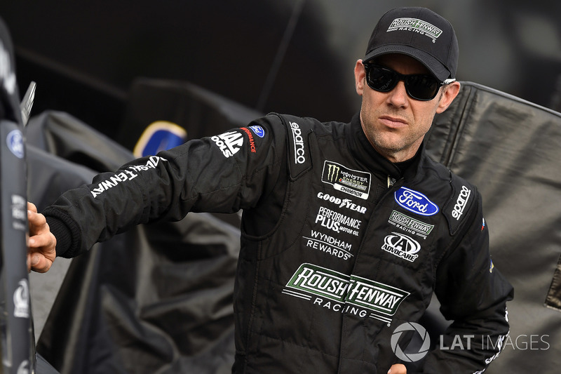 Matt Kenseth, Roush Fenway Racing, Ford Fusion #DoYouKnowJack