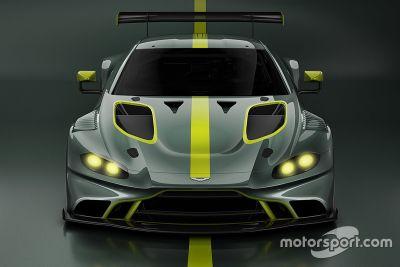 Анонс Aston Martin GT3/GT4