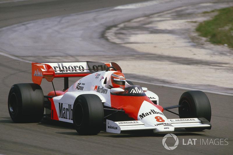 1984: McLaren-Porsche MP4/2
