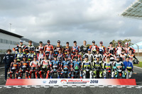 Group photo CEV Moto3 2018