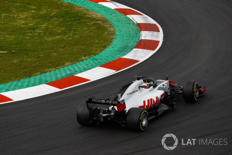 Kevin Magnussen, Haas F1 Team VF18
