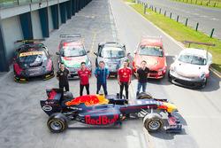 Ryan Millier, Rick Kelly, Garth Tander, Fabian Coulthard, Nick McBride