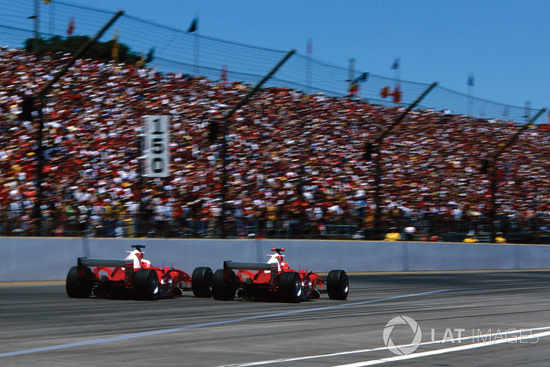 2004 美国大奖赛