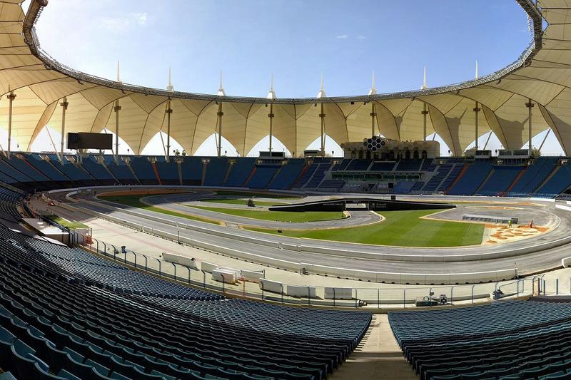 El circuito de Race of Champions