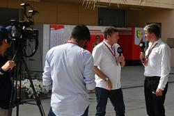 David Croft, Sky TV Commentator