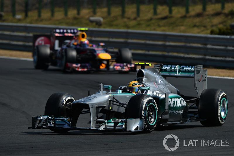 2013: Lewis Hamilton