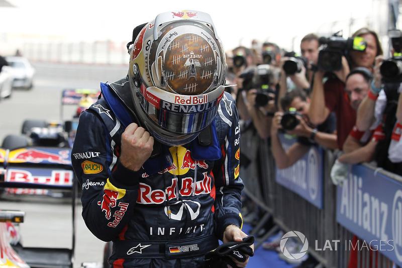 35ª: GP de India 2012