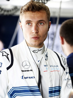 Sergey Sirotkin, Williams Racing