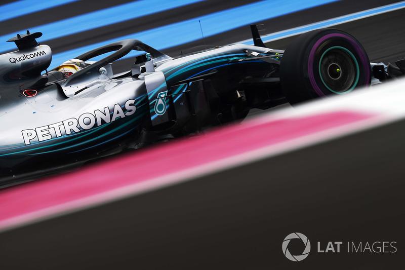 1. Льюіс Хемілтон, Mercedes-AMG F1 W09