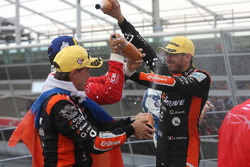 Podium LMP2 : #26 G-Drive Racing Oreca 07 - Gibson: Andrea Pizzitola