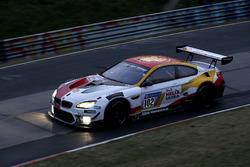 #102 Team BMW Shell Helix Walkenhorst Motorsport BMW M6 GT3: Augusto Farfus, Markus Palttala, Christian Krognes, Fabian Schiller