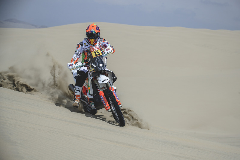 #15 KH-7 Rally Team KTM: Laia Sanz