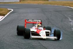 Verbremser: Ayrton Senna, McLaren MP4/4