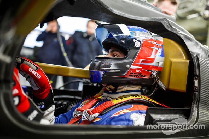 Тесты Dallara BR1 LMP1 в Портимане