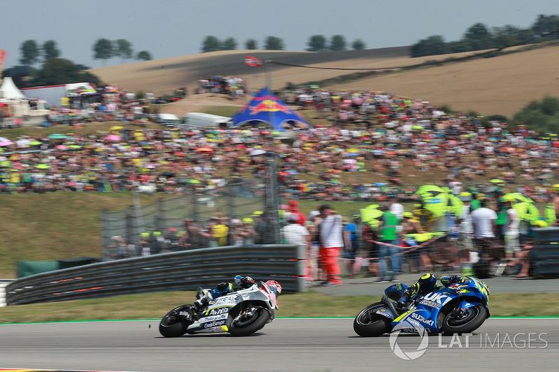 Андреа Янноне, Team Suzuki MotoGP, Тіто Рабат, Avintia Racing