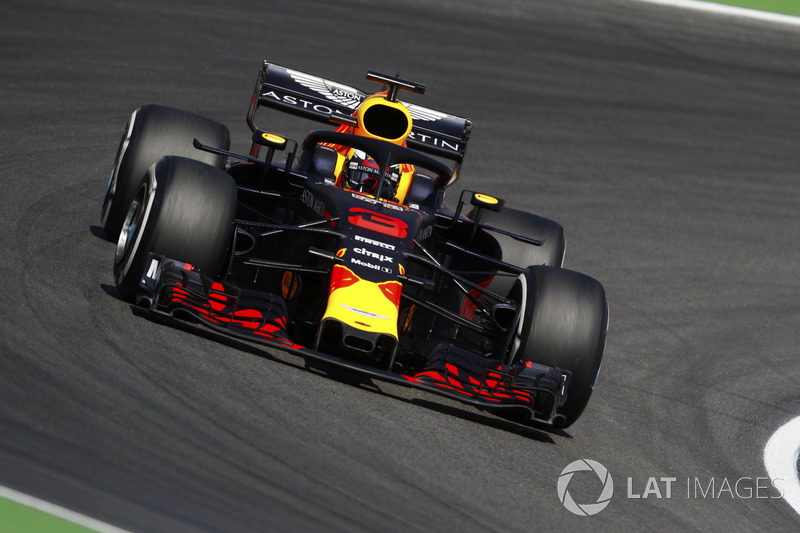 19. Daniel Ricciardo, Red Bull Racing RB14