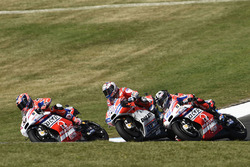 Andrea Dovizioso, Ducati Team, Scott Redding, Pramac Racing