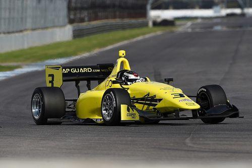 pruebas Indy Mazda Road