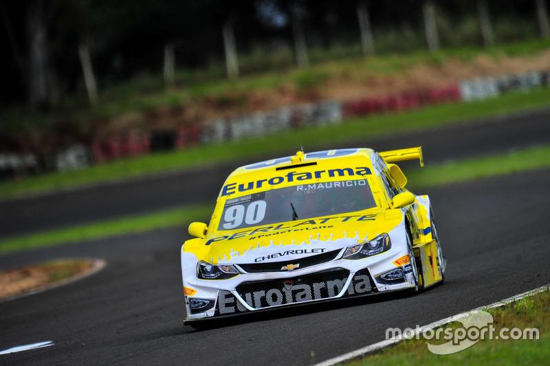 Enquanto que Ricardo Mauricio foi o vencedor da corrida 2.