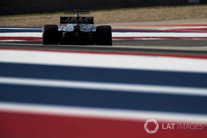 13. Ромен Грожан, Haas F1 Team VF-17  - 28