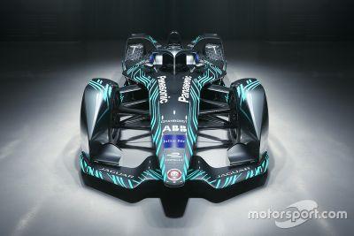 Anuncio Jaguar Racing