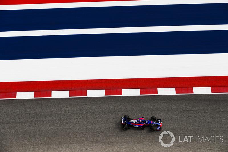 11. Даниил Квят, Scuderia Toro Rosso