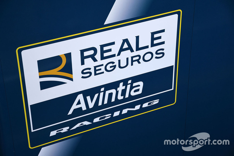 Avintia Racing logo