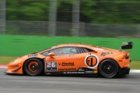 Lamborghini Huracan #26 Orange 1 Team Lazarus: Nicola De Marco e Fabrizio Del Monte